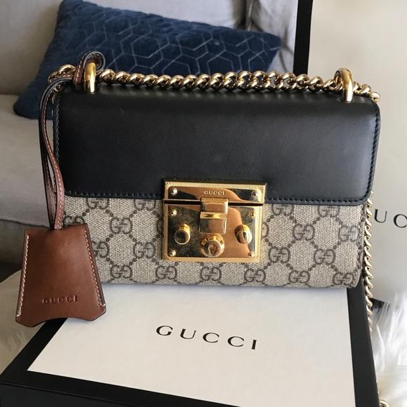 b24603250 Gucci Bags | Padlock Small Gg Shoulder Bag | Poshmark